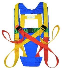 画像1: 緊急避難用背負いベルト