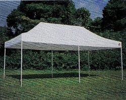 画像1: アルミ製ワンタッチ式テント300×600
